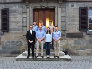 unser Besuch auf dem Haus des Corps Pomerania-Silesia